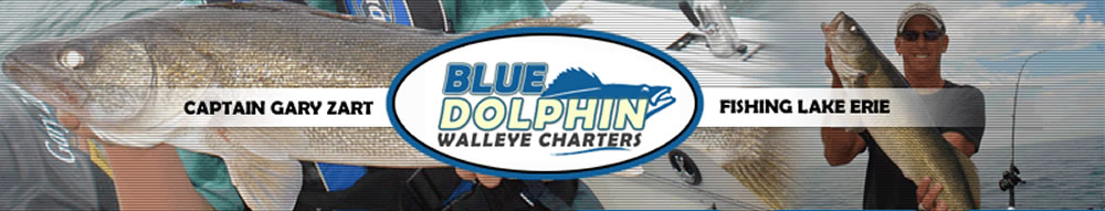 Blue Dolphin Walleye Charters