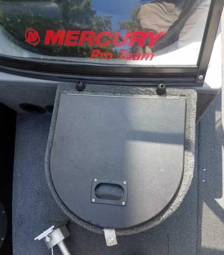 2017 Starcraft STX2050 - Mercury 250 Pro XS - 9.9 Pro Kicker